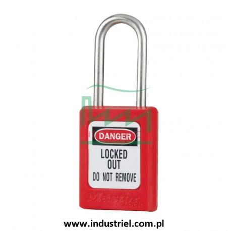 Kłódka Lockout Masterlock S31 ze stalowym kabłąkiem 38mm