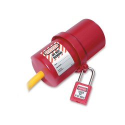 Blokada Lockout na duże wtyczki elektryczne