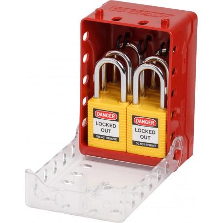 Naścienna skrzynka blokowania grupowego Ultra Compact Lock Box