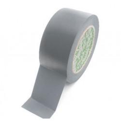 Taśma do oznaczania podłóg, samoprzylepna, szara o szer: 50mm i dł: 33m