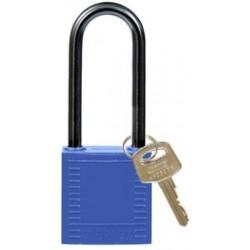 Kompaktowe kłódki Lockout-Tagout BRADY, ze aluminiowym kabłąkiem 50mm
